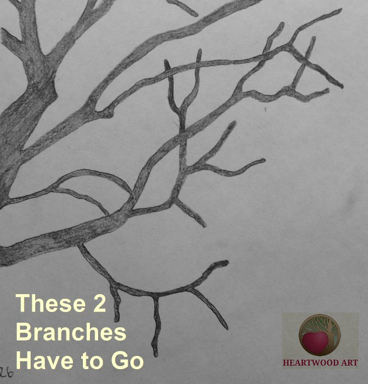 These Two Branches Have to Go