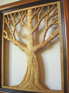 Tutorial Tree Carving