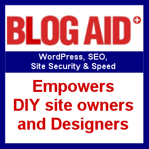 BlogAid - Help for DIY Site Owners to Webmasters