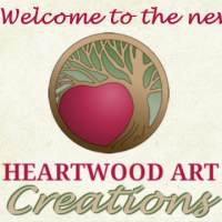 Welcome to the New Heartwood Art Creations